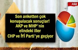 Özkiraz'dan yerel seçim anketi: AKP ve MHP...