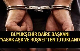 AKP'li Daire Başkanı Rüşvetten Tutuklandı