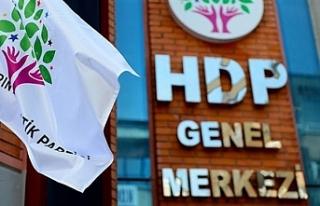 HDP'li çok sayıda isim gözaltına alındı