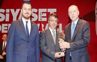 Kayhan Türkmenoğlu: Türkiye'de bir rekora...