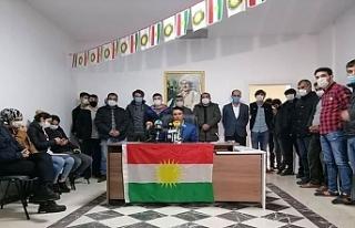 Kürt Demokrat Partisi Resmen Kuruldu