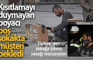 Türkiye'de 'yasak' manzaraları