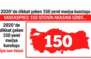 Van'dan 3 Haber Sitesi Türkiye Sıralamasına Girdi