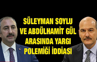 Bakan Soylu ile Gül arasında tutuklama polemiği