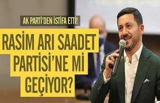 Belediye Başkanı Arı AKP'den istifa etti
