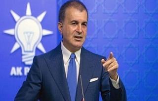 Çelik: Türkiye, yegane terör örgütüdür