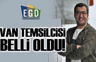 EGD Temsilciliği'ne Altınal getirildi