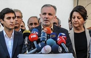 HDP'den yeni parti kuracak olan Ayhan Bilgen'e...