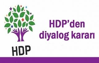 HDP'den diyalog turlarına başlıyor