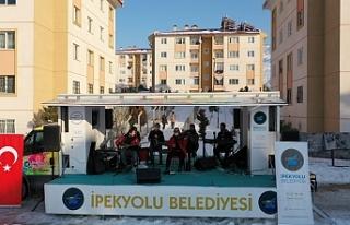 İpekyolu Belediyesi Pandemi Konserleri Sürüyor...