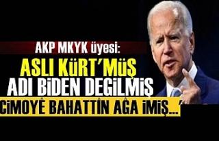 Orhan Miroğlu: 'Joe Biden Kürt'müş,...