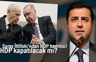 Sıcak Gelişme, Saray İttifakı'ndan HDP hamlesi!