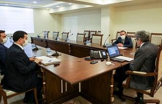 Valilik 2021 kamu yatırımlarını masaya yatırdı