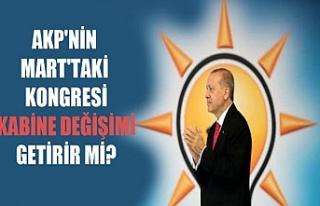 AKP'nin Mart Kongresinde 'revizyon' sesleri…...