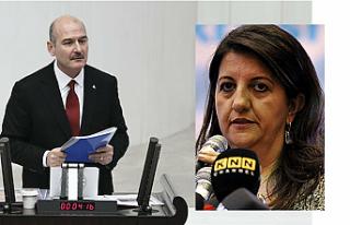 HDP'li Buldan'dan Soylu'ya: Saptırma...
