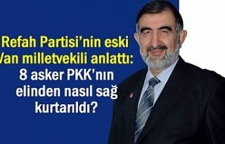 Erbaş, 8 askeri PKK'nın elinden nasıl sağ kurtarıldığını...