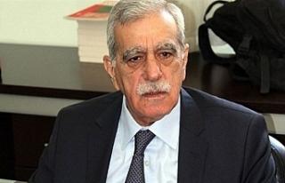 Ahmet Türk Mecliste Konuştu: Çareler Tükenmiyor...