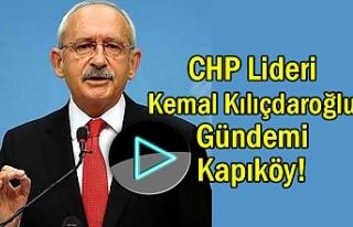 CHP Lideri Kılıçdaroğlu: Hükümet Vanlıları...