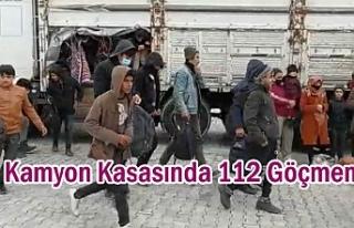 Van'da 112 düzensiz göçmen yakalandı