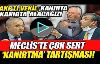 Ak Partili vekil 'Kanırta kanırta büyükşehri...