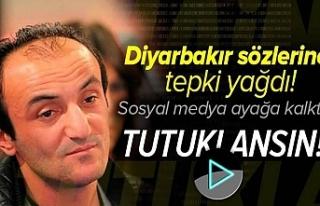 """Ersin Korkut'a """"Seviyoruz Amed'i, Başkentimiz""""..."""