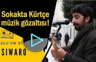 İstanbul'da Sokakta Kürtçe müzik gözaltısı!