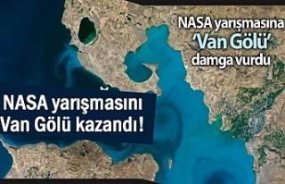 NASA yarışmasını Van kazandı!