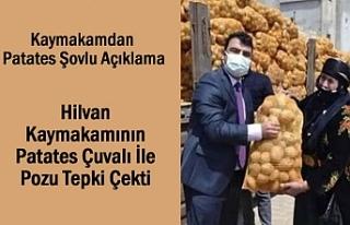 Patates Şovlu Basın Açıklaması
