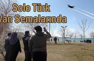 Solo Türk Van Semalarında