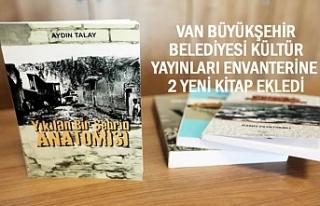 Büyükşehir Kültür Yayınları Envanterine Yeni...