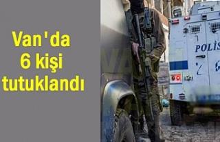 MEBYA-DER operasyonu: 6 tutuklama