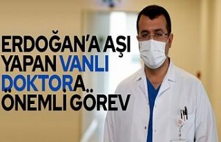Vanlı Doktor Ankara Şehir Hastanesi Başhekimliğine...