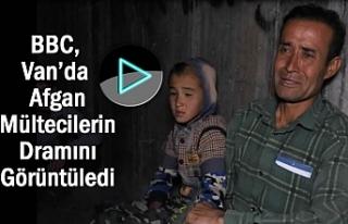 BBC Van'daki Mülteci Dramını Gündeme Taşıdı