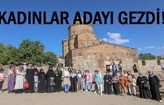 Belediyeden Akdamar Gezisi