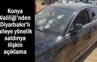 Valilikten Diyarbakırlı aileye yönelik saldırıya...