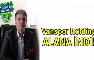Vanspor Holding'te Hedefler Büyük