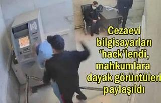 Cezaevi bilgisayarları 'hack'lendi, mahkumlara...