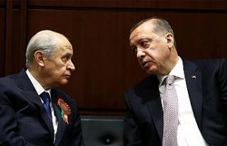 Erdoğan'ın sürpriz 'Bahçeli' ziyaretlerinin...