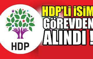 HDP'li İsim İçişleri Bakanlığı tarafından...