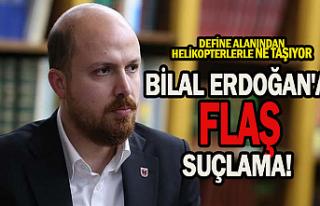 HDP'li Kaya: Bilal Erdoğan define alanından...