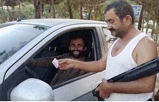 """""""Şimdi bu adam/lar PKK'li mi arıyorlar..."""