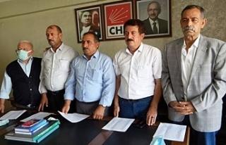 Van CHP'de sular durulmuyor! 3 İstifa Birden