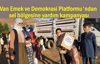 Van Emek ve Demokrasi Platformu'ndan Esenyamaça...