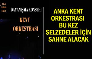 Van'da Selzedeler için Dayanışma Konseri