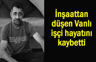 Bursa'da inşaatın 6. katından düşen işçi...