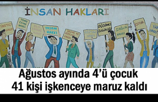 CHP'li Tanrıkulu: 4'ü çocuk 41 kişi işkenceye...