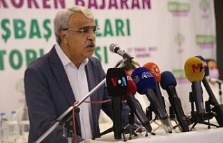 HDP'li Sancar: 27 Eylül'deki Deklarasyon...