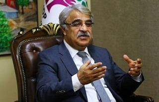 HDP Lideri Sancar canlı yayında 'ortak aday'...