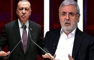 Mehmet Metiner: müsebbibi AK Parti'dir