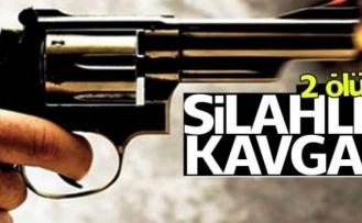 Kahvehanede Silahlı Kavga Kanlı Bitti: 2 Ölü, 2 Yaralı